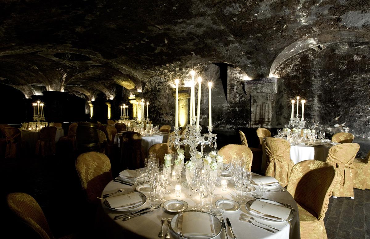 Napoleon-s-cellar-moet-champagne